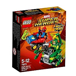 LEGO - Mighty Micros: Spider-Man vs. Scorpion 76071