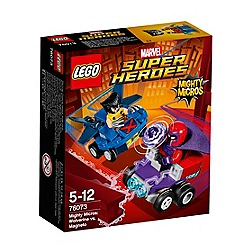 LEGO - Mighty Micros: Wolverine vs. Magneto 76073