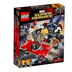 LEGO - LEGO Marvel Super Heroes - Iron Man: Detroit Steel Strikes - 76077
