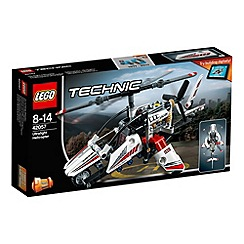 LEGO - LEGO Technic - Ultralight Helicopter - 42057