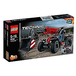 LEGO - Technic Roadwork Crew - 42060