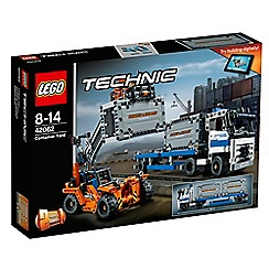 LEGO - Technic - Container Yard - 42062