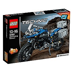LEGO - LEGO Technic - BMW R 1200 GS Adventure - 42063