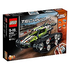 LEGO - LEGO Technic - RC Tracked Racer - 42065