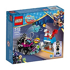 LEGO - DC Super Hero Girls Lashina  Tank 41233