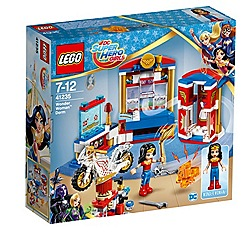 LEGO - DC Super Hero Girls - Wonder Woman Dorm 41235