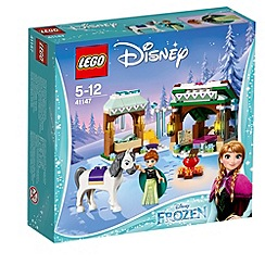 LEGO - Take a break with Anna and her horse on their journey! 41147