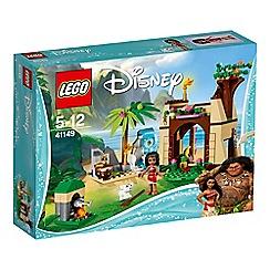 LEGO - LEGODisney Moana - Moana's Island Adventure -  41149