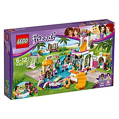 LEGO - Friends Heartlake Swimming Pool - 41313