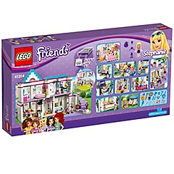 LEGO - Friends Stephanie's House - 41314