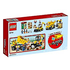 LEGO - LEGO Juniors - Demolition Site - 10734