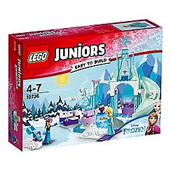 LEGO - Juniors - Anna and Elsa's Frozen Playground 10736