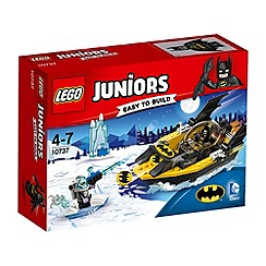 LEGO - LEGO Juniors -DC Batman vs, Mr Freeze - 10737