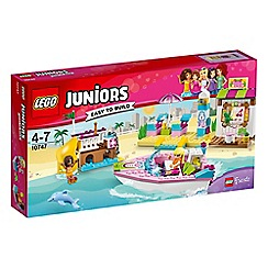 LEGO - LEGOJuniors - Andrea and Stephanie's Beach Holiday - 10747