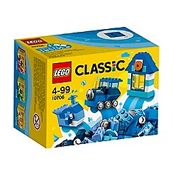 LEGO - LEGO Classic - Blue Creativity Box - 10706