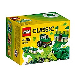 LEGO - LEGO Classic - Green Creativity Box - 10708