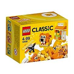 LEGO - LEGO Classic -áOrange Creativity Box - 10709
