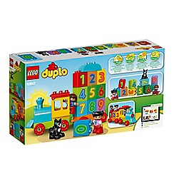 LEGO - LEGO DUPLO - Number Train 10847
