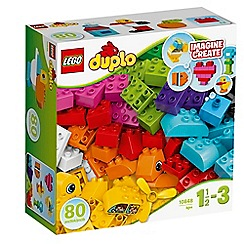 LEGO - LEGO DUPLO - My First Bricks 10848