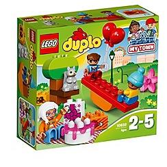 LEGO - LEGODUPLO - Town Birthday Picnic - 10832