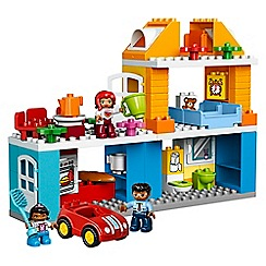 LEGO - Play out everyday scenes and routines in the Family House 10835