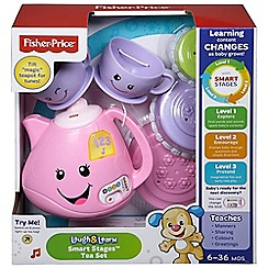 Fisher-Price - Smart Stages Tea Set