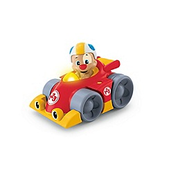 Fisher-Price - Puppy's Press n Go Car