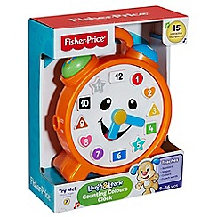 Fisher-Price - Counting Colours Clock