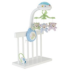 Fisher-Price - Butterfly Dreams 3 in 1 Projection Mobile