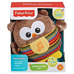 Fisher-Price - Soothe & Glow Owl