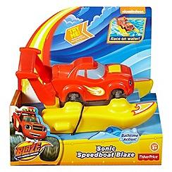 Blaze - Sonic Speedboat