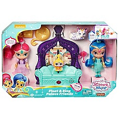 Shimmer N Shine - Float and Sing Palace Friends