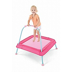 Early Learning Centre - New Junior Trampoline - Pink