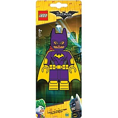 LEGO - The Batman Movie - Bag Tag - Batgirl