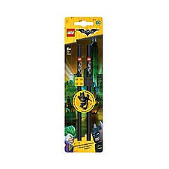 LEGO - The Batman Movie - Pencils with toppers