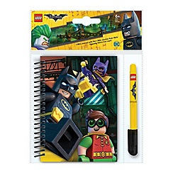 LEGO - The Batman Movie - Mini Journal and Pen