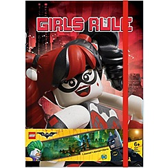 LEGO - The Batman Movie - Journal - Harley Quinn or Batgirl