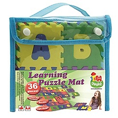 Jumbo - Play lab Foam Learning Puzzle Mat