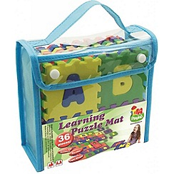 Jumbo - Play lab Foam Alphabet Blocks