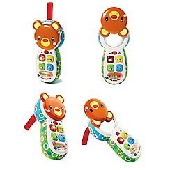 VTech - Peek & Play Phone