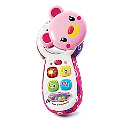 VTech - Peek & Play Phone Pink