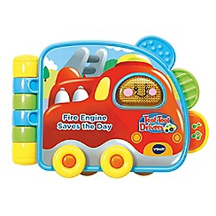 VTech - Toot-Toot Drivers Fire Engine Book