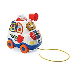 VTech - Toot-Toot Drivers Drive & Discover Police Car