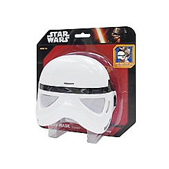 Star Wars - Storm Trooper Swimming Mask