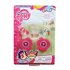 My Little Pony - Squishy pops 5 pack
