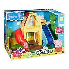 Peppa Pig - Weebles, wind and wobble