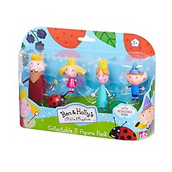 Ben & Holly's Little kingdom - 5 figure pack