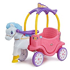 Little Tikes - Princess Horse and Carriage