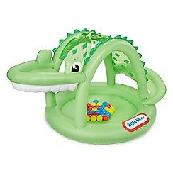 Little Tikes - Green Junior Ballpit