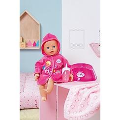Baby Born - Bath & Potty Training Doll